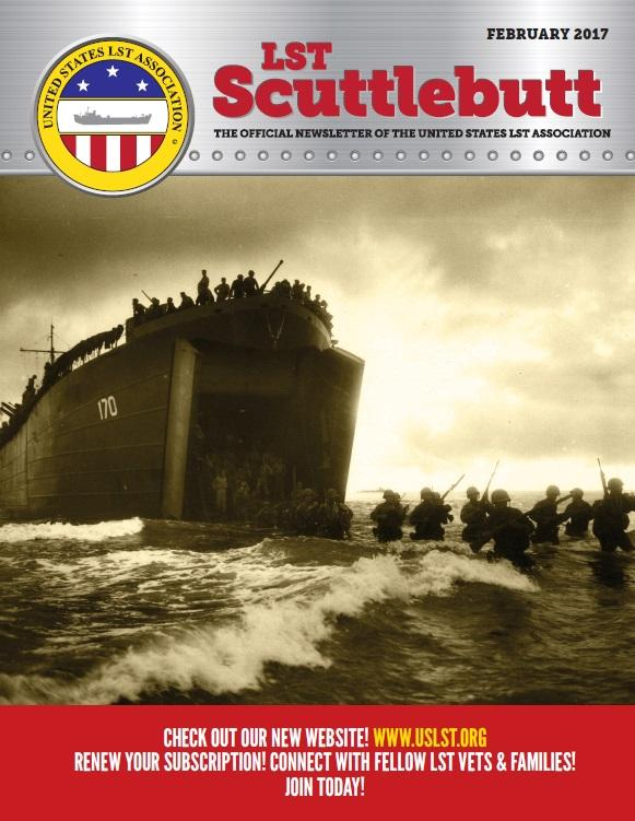 Scuttlebutt Cover February 2017