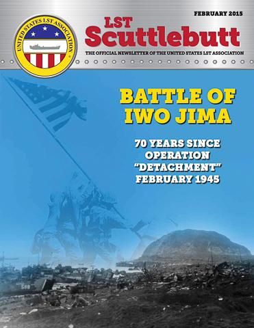Scuttlebutt Issue 2 Feb2015 COVER