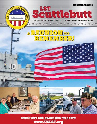 Scuttlebutt Issue 5 November2015 COVER